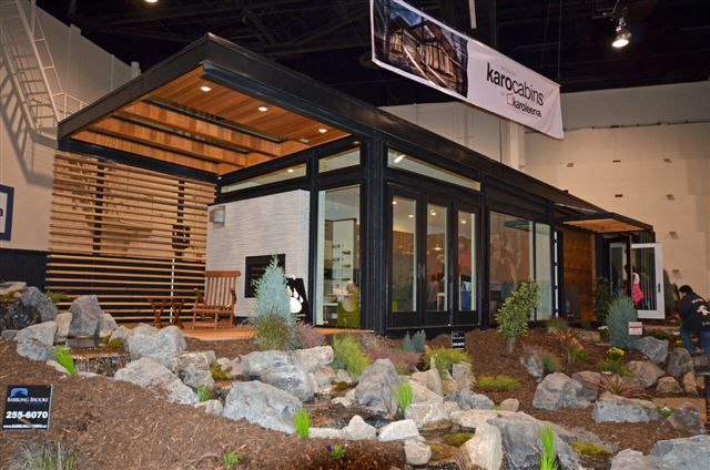 Here Are Some Shots From The Calgary Home And Garden Show Displaying The  SRI Lethbridge Product For Karoleena Homes.