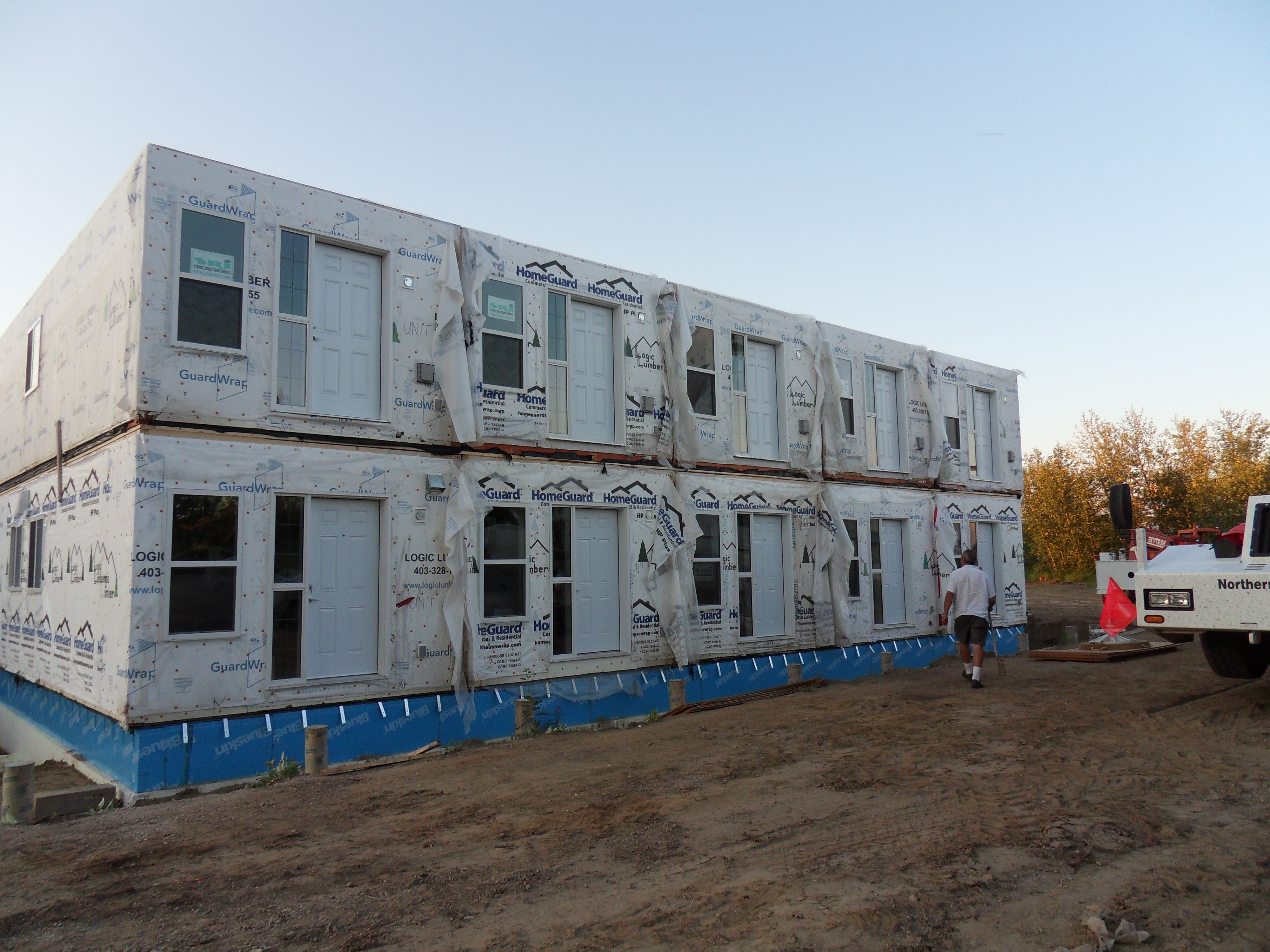 Modular Home: Hvac Units Modular Homes #1F4464